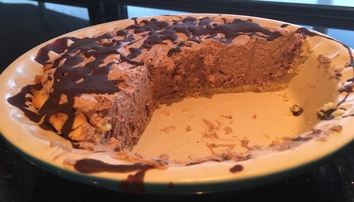 Keto Cake Recipe With Stevia: Keto Chocolate Pie