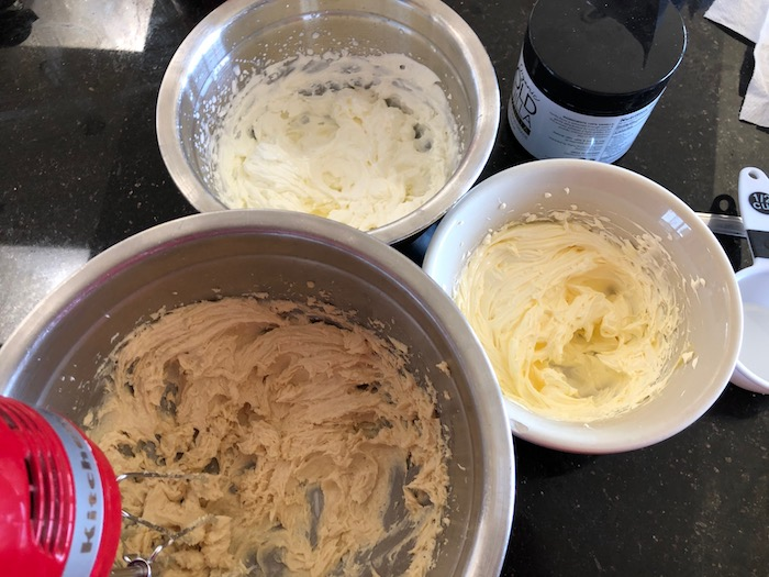 keto butter cream frosting